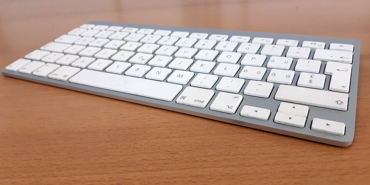 Безпровідна клавіатура Аpple keyboard Apple A1314 1 Блютуз клавиатура