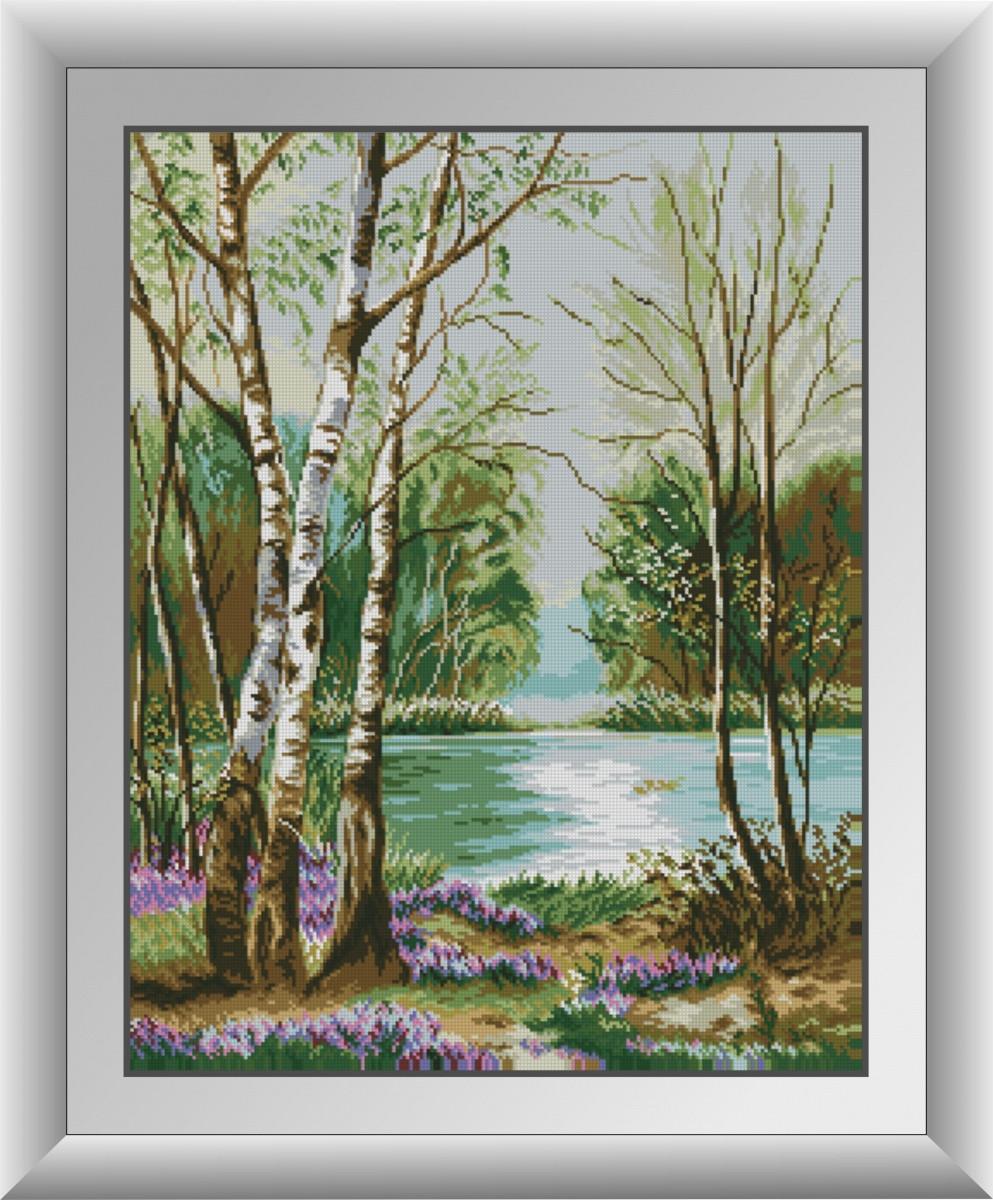 Набор алмазной живописи Пробуждение весны Dream Art 30884 (53 x 68 см)