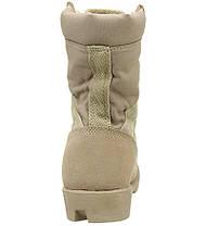 Песочные армейские ботинки берцы американки рыхленки MilTec JUNGLE копия, фото 3