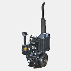 Двигатель DL190-12(12 л.с.)