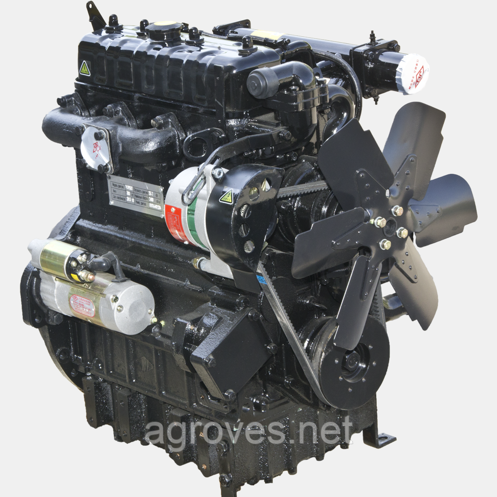 Двигатель TY395IT(35 л.с.)