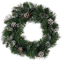 Венок Magictrees Новогодний С Шишками Новинка!