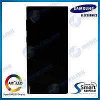 Дисплей на Samsung N970 Galaxy Note 10 Чёрный(Black),GH82-20818A, Super AMOLED!