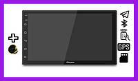 Автомагнитола Pioneer New look ( Пионер)  ANDROID 8.1,1гб/16гб, Wi-Fi,GPS,блютуз