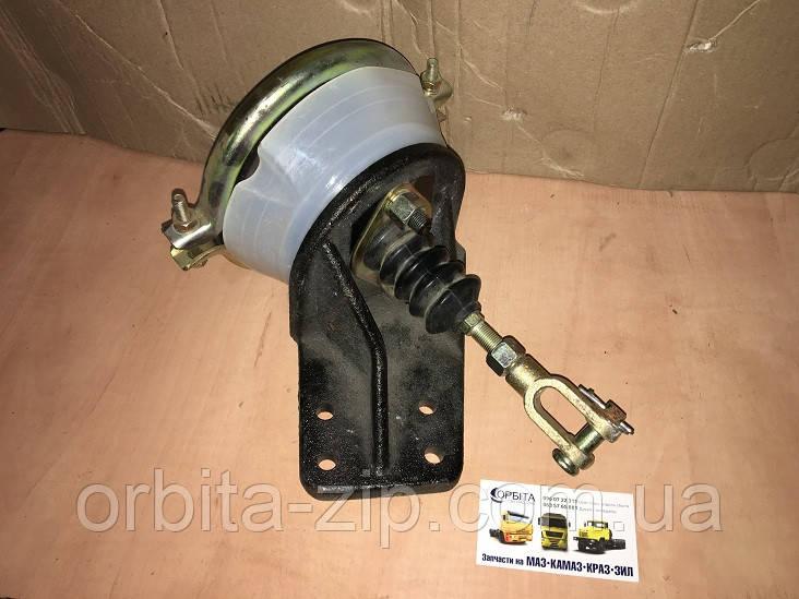 64229-1602705 Камера приводу зчеплення ПГУ МАЗ з кронштейном (Росія)