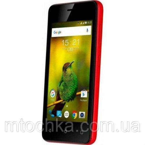 Телефон FLY FS408 Dual Sim Red