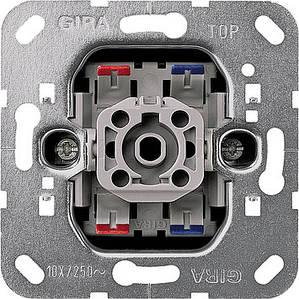 Gira 010200 Клавишный выключатель двухполюсный