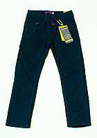 Утепленные джинсы  для мальчика на рост .140.146.см, фото 1