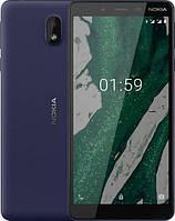 Телефон Nokia 1 Plus Dual Sim Dark Blue