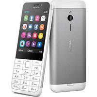 Телефон Nokia 230 Dual Sim Silver, фото 1