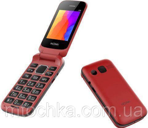 Телефон Nomi i246 Red