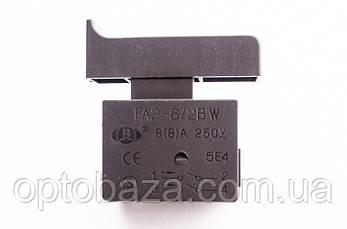 Кнопка для болгарки (карасик) 8А, фото 2