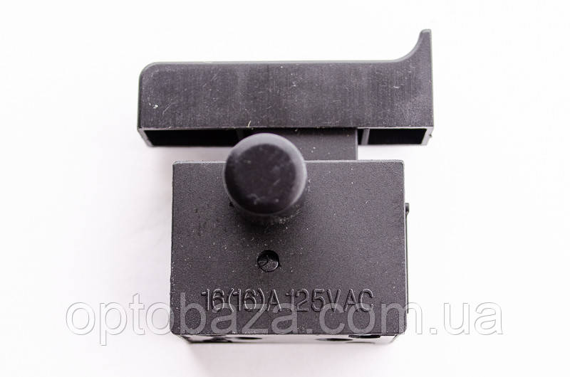 Кнопка для болгарки (карасик) 8А