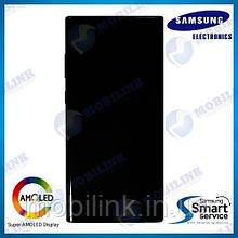 Дисплей на Samsung N975 Galaxy Note 10+ Чёрный(Black),GH82-20838A, Super AMOLED!