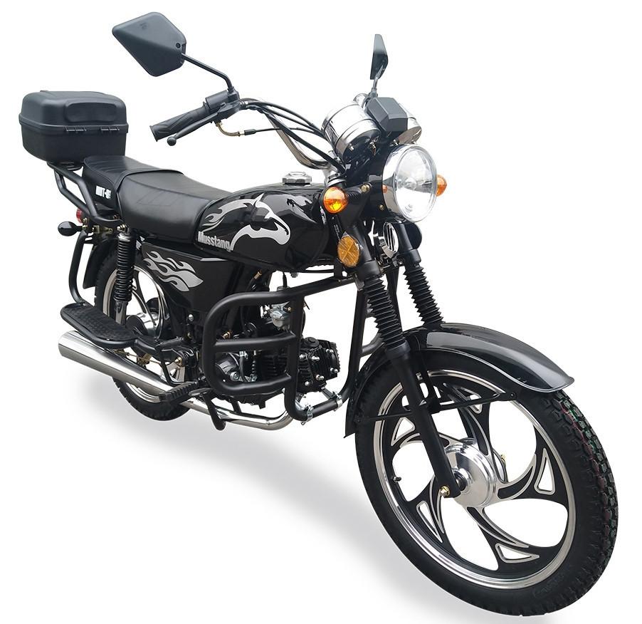 Мотоцикл MUSSTANG Alfa MT110-2