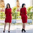 Платье женское модное стильное размер 48-54 купить оптом со склада 7км Одесса, фото 2