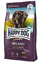 Happy Dog Supreme Sensible Irland 12,5кг- гипоаллергенный корм для собак с лососем и кроликом