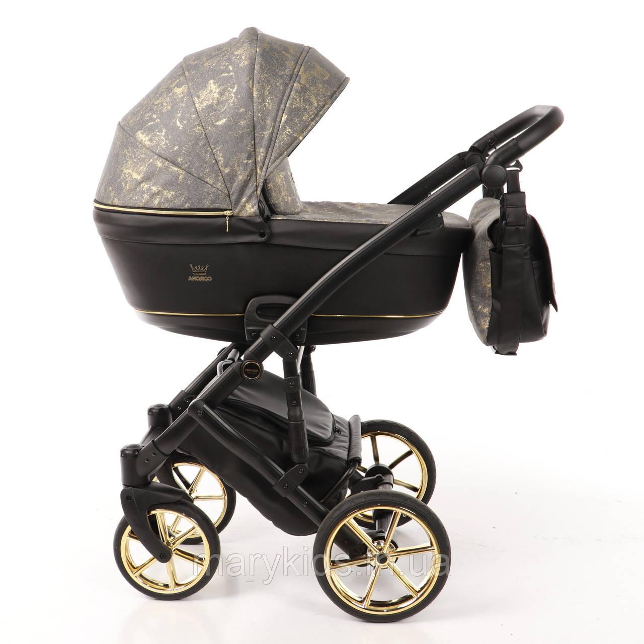 Детская универсальная коляска 2 в 1 Tako Corona Angabowana 02