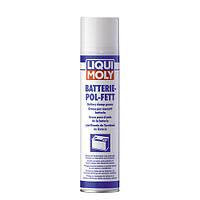 Смазка для клемм аккумуляторов Liqui Moly Battarie-Pol-Fett 0.3 л