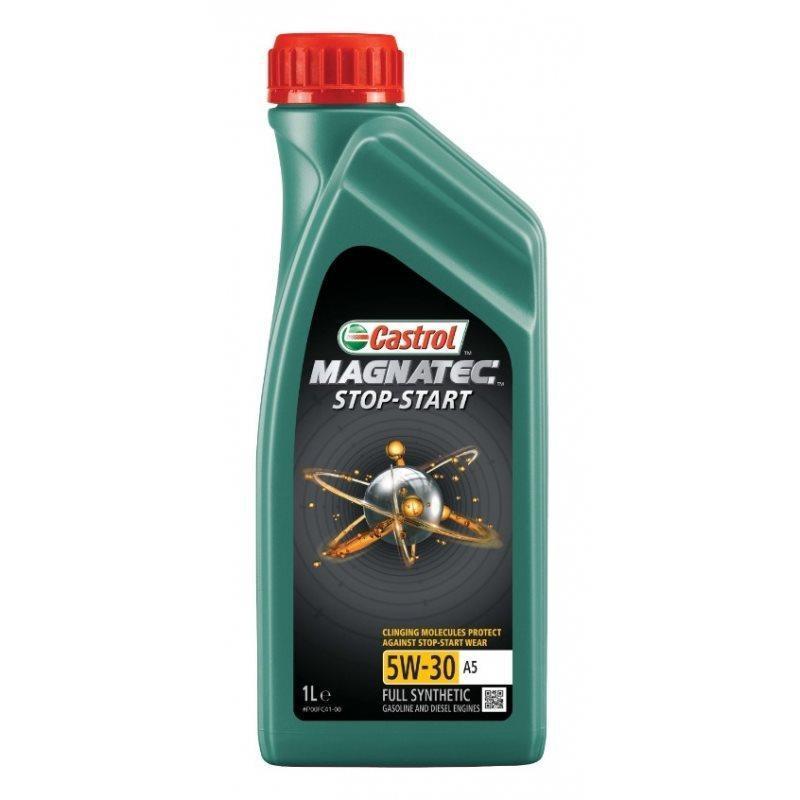 Масло моторное Castrol Magnatec Stop-Start 5W-30 A5 (Канистра 1л)