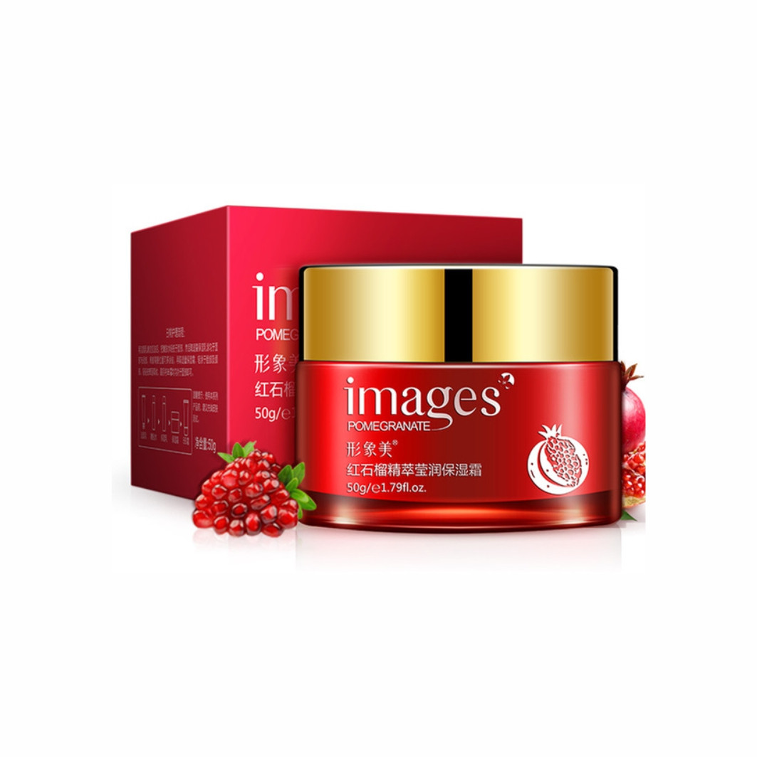 Крем для ухода за лицом с гранатом Images Pomegranate Cream