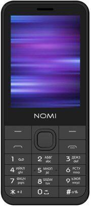 Мобильный телефон Nomi i282 Grey