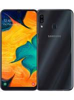 Телефон Samsung SM-A305F Galaxy A30 2019 4/64GB Duos black
