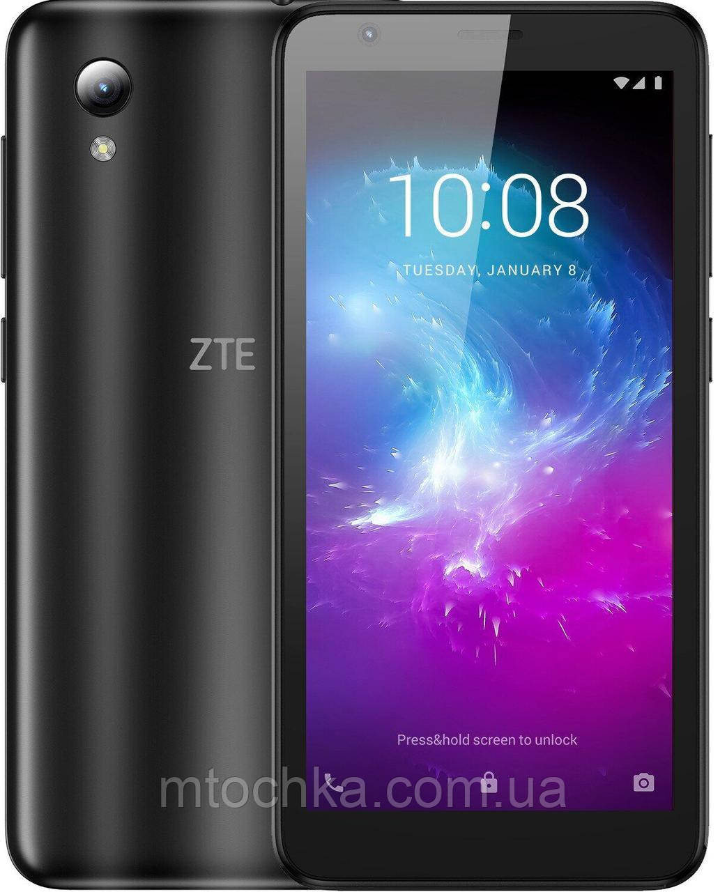 Смартфон ZTE Blade L8 1/16 Black