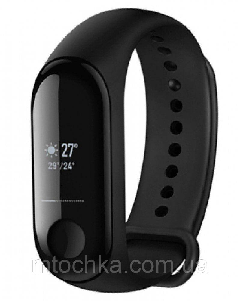 Фітнес-браслет Xiaomi Mi band 5 Black (Global Version)