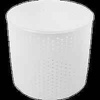 411311 Форма для приготовления сыра Browin  10x10x9,5 см- 300 г