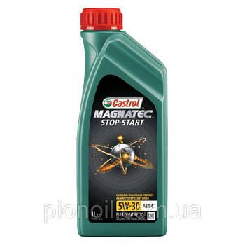 Масло моторное Castrol Magnatec Stop-Start 5W-30 А3/В4 (Канистра 1л)