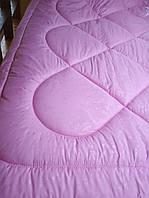 Одеяло евро теплое бязь голд 100%-овечья шерсть плотность 630г/м2, 200x220см.