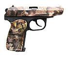 Пневматический пистолет Байкал МР 654К (камуфляж), фото 2