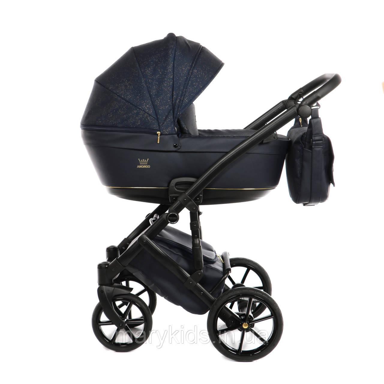 Детская универсальная коляска 2 в 1 Tako Corona Angabowana 05