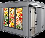 Холодильное оборудование (камера холодильная для хранения овощей)