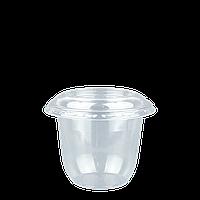 Комплект стаканов mini для десертов с крышкой,120 мл(уп/100 шт)