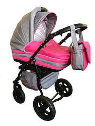 Детская коляска универсальная 2 в 1 Trans baby Mars 39/74