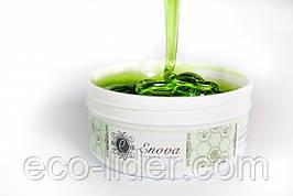 Цукрова паста м'яка (зелена) з ароматом бергамоту, TM Enova