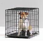 Клітка Savic Dog Cottage (Дог Ктедж) для собак 50х30х36,5 см, фото 2