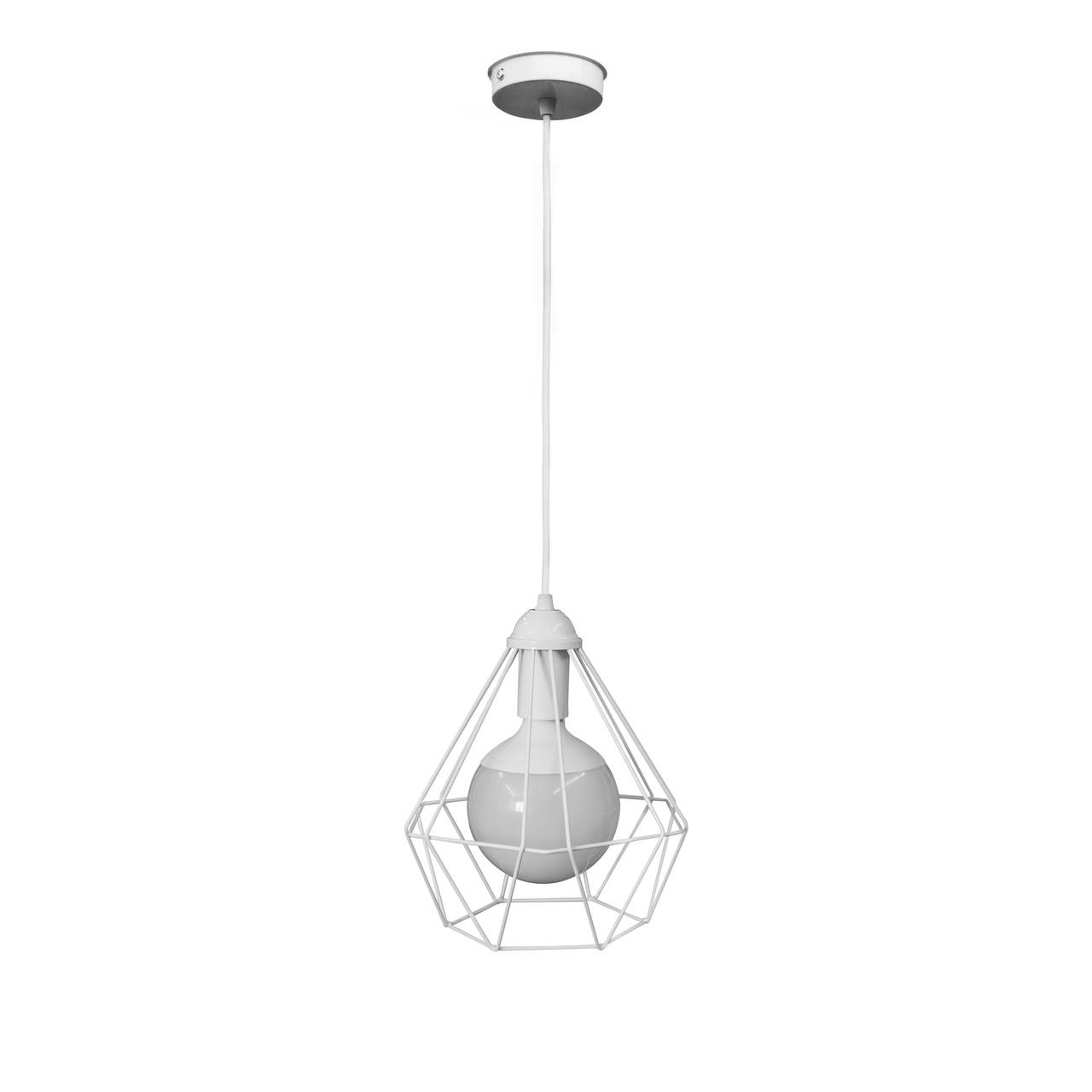 Светильник подвесной в стиле лофт NL 0537 W MSK Electric