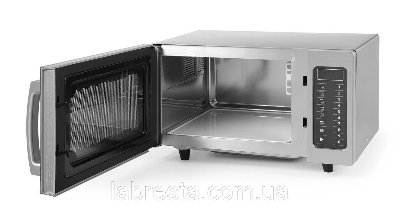 Микроволновая печь Hendi 281444 с возможностью программирования без тарелки
