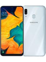 Смартфон Samsung SM-A305F Galaxy A30 2019 4/64GB Duos white (официальная гарантия), фото 1