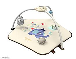 Развивающий коврик для новорожденных с проектором 63556