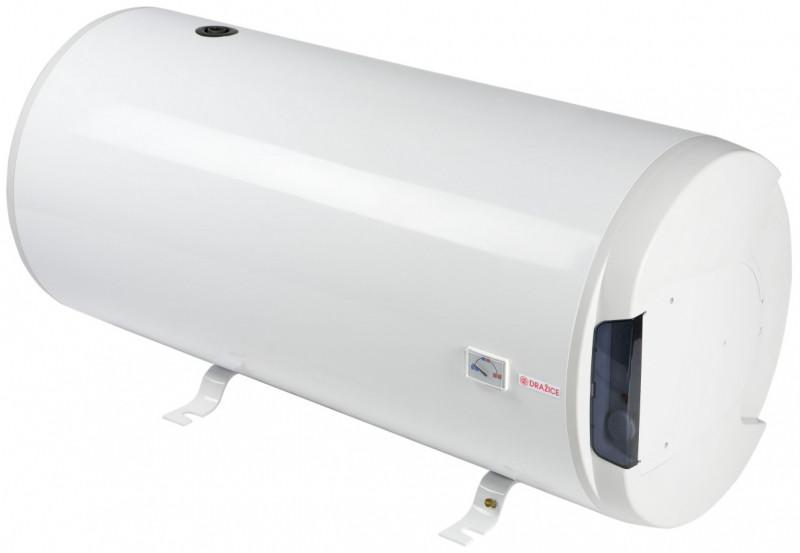Водонагреватель накопительный электрический 100 OKCEV Drazice горизонтальный