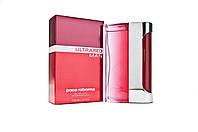 Мужская парфюмированная вода Paco Rabanne Ultrared for Men  100 ml (Пако Рабан Ультраред Фо Мэн)