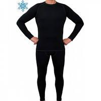 Мужское термобелье футболка с длинным рукавом+штаны