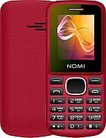 Мобильный телефон Nomi i188 Red, фото 1