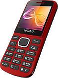 Мобильный телефон Nomi i188 Red, фото 4