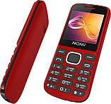 Мобильный телефон Nomi i188 Red, фото 6