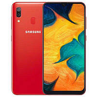 Телефон Samsung SM-A305F Galaxy A30 2019 3/32GB Duos red, фото 1
